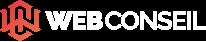 web conseil logo footer
